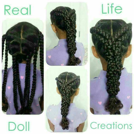 how to keep american girl doll curly hair nice