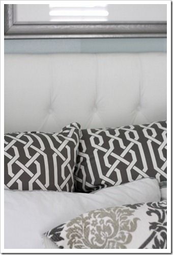 Courtney from A Thought Place updates her bedroom with our Strada Bedding