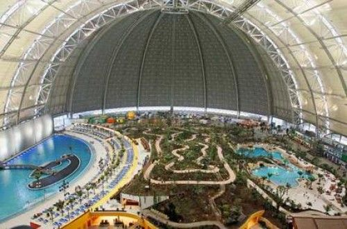 Subtropisch Zwembad Tropical Island Berlijn Water Pinterest Pin Collection