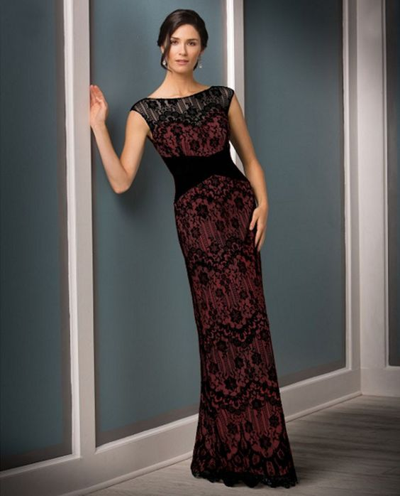 Jade Couture K188011 Boat Illusion Neck Lace