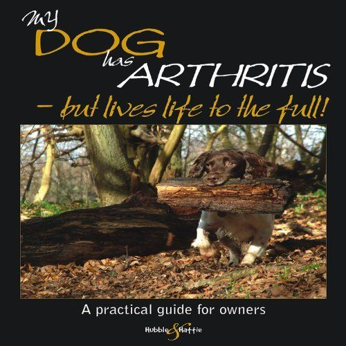 My Dog Has Arthritis: ... but lives life to the full! (My Dog is) by Gill Carrick, http://www.amazon.co.uk/dp/1845844181/ref=cm_sw_r_pi_dp_KvN.sb0Z08GBW