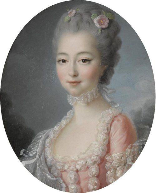 Франсуа-Юбер Друэ (1727-1775):