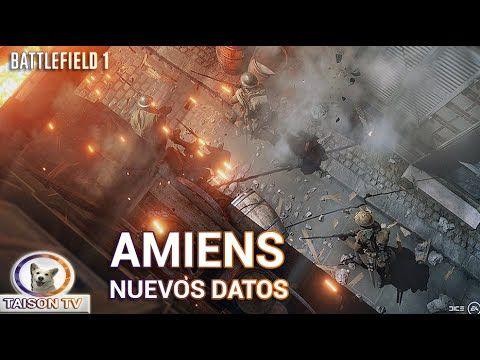 Battlefield 1 AMIENS ¿Será el Nuevo Grand Bazar?