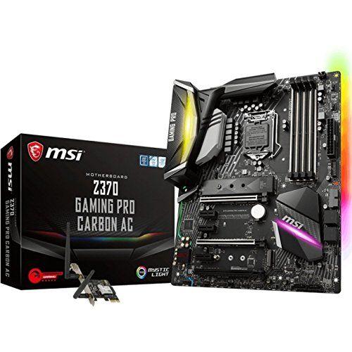 Msi Z370 Gaming Pro Carbon Ac Atx Motherboard Msi Https Www
