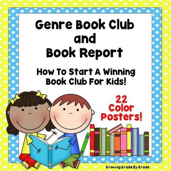 book report genres Provide your students with a variety of unique book report since my book reports are large and colorful, and i read across a variety of different genres of.