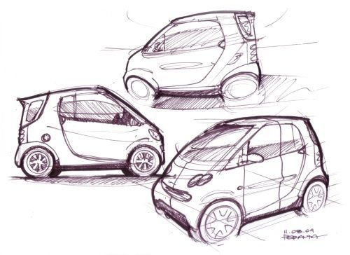 Pin On Auto Piirustus Cartoon Car Drawing Car Drawings Car Sketch