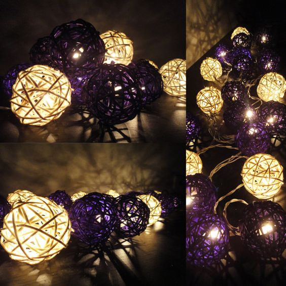 Battery Operated String Lights Ac Moore : Patio, Patio wedding and Tables on Pinterest