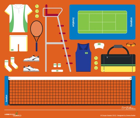Projecto Olimpico: An Olympic Poster Series For Brazil.