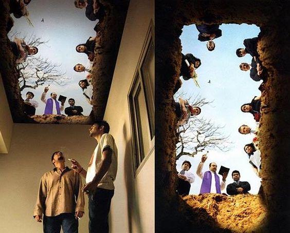 Smoking Room - Anti-smoking Installation