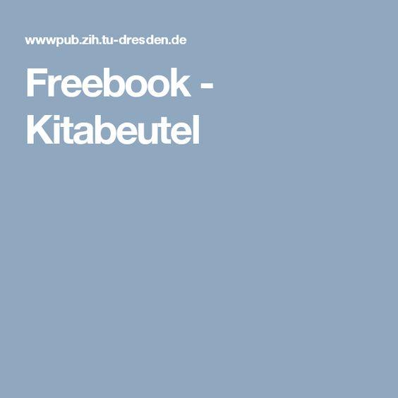 Freebook - Kitabeutel