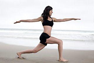 Body balance: estiramientos y equilibrio