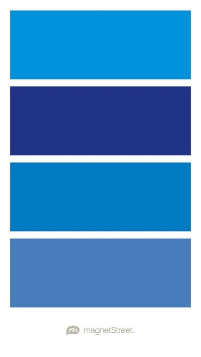 Image Gallery indigo color swatch