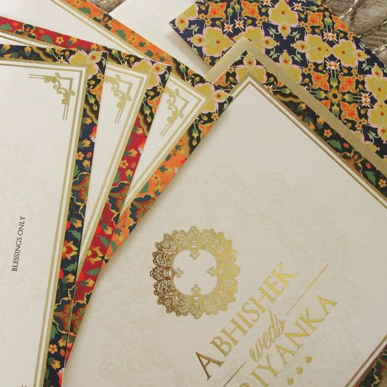 Wedding Invitationscards Indian wedding cardsinvites Wedding – Custom Made Invitation Cards