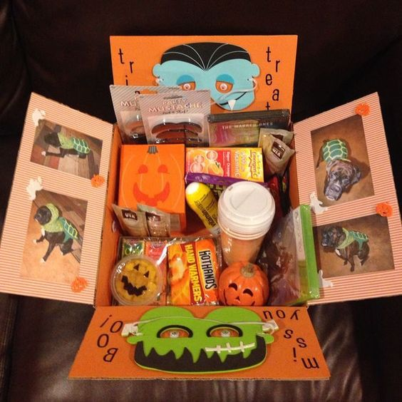 "Creative Care Packages  {CCP} 在 Instagram 上发布:""Featuring Michelle Suppes 🎃💕"""