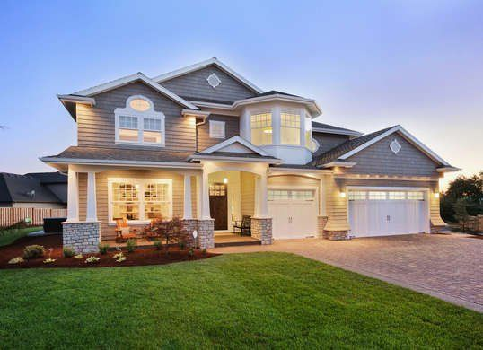 13 Decisions Homeowners Never Regret Custom Homes Luxury Homes Exterior House Exterior