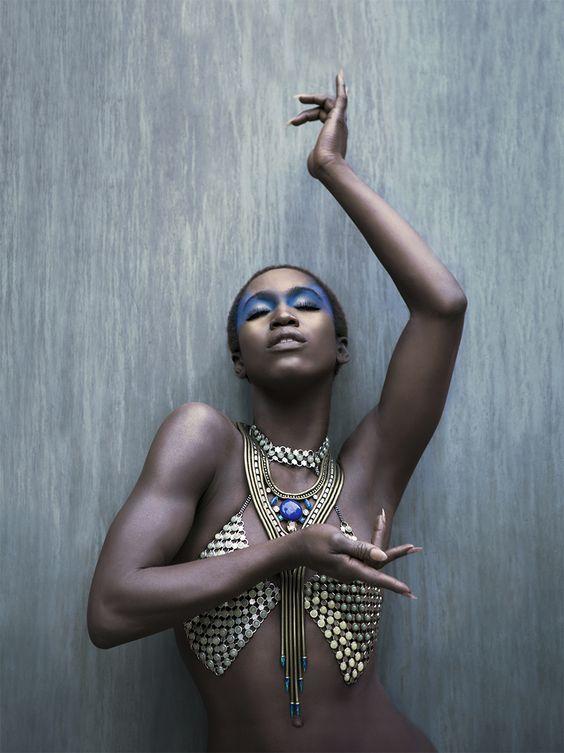 Photographer: Fabiola Jean-Louis - Fabiola JL... - Dark Beauty