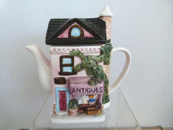 Antique Shop Teapot, *SOLD*