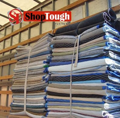 Before you buy a moving blanket you should know what blankets are good and well appreciated by the clients.  You will get perfect moving blankets those are padded and even if you want to buy non-padded as well. So to buy this kind of well #moving #blankets you have to visit www.shoptough.com/.  Follow @Shoptoughcom