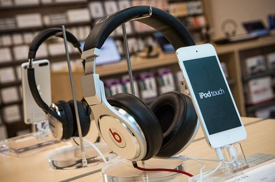 Apple comprou Beats Electronics por USD 3 bilhoes, diz o NYT - Blue Bus
