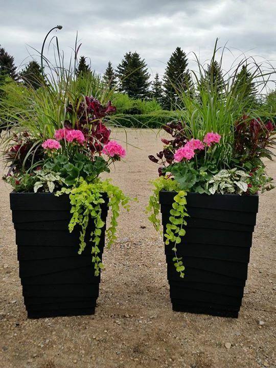 Flower Pots Outdoor, How To Design Outdoor Flower Pots