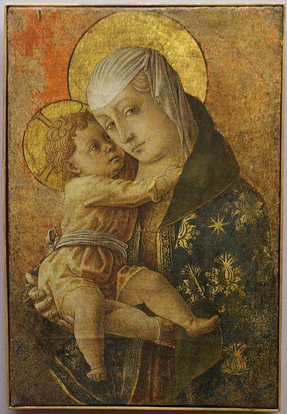 Carlo Crivelli - Madonna con Bambino