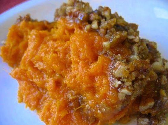 Cooking & Recipes: Ruth Chris' Sweet Potato Casserole