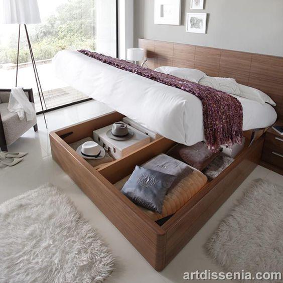 Decoracion super fashion modernos dormitorios for Dormitorio principal m6 deco