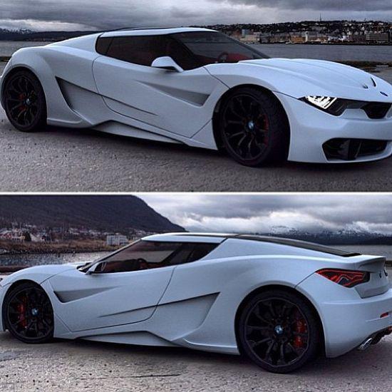 BMW M9 Dayuumm Now Thats Sweet
