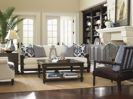 Tommy Bahama Home Quot Island Traditions Quot Berkshire Sofa And