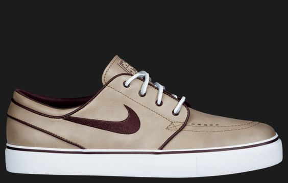 Nike Zoom Stefan Janoski the first