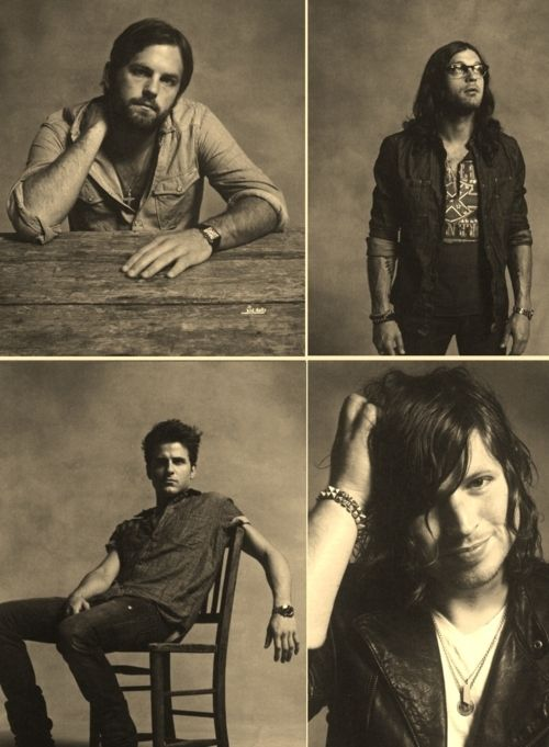 """""""I just wanna be there when you're all alone. Thinking about a better day when you had it in your bones"""". The End, Kings Of Leon."""