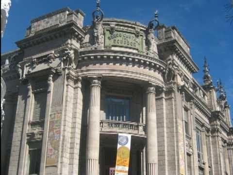 QUITO LUZ  DE  AMÉRICA y su belleza arquitectónica