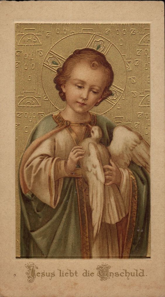 Holy Card Heaven: October 2013