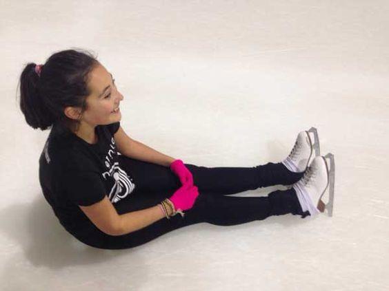patinar sobre hielo , mi forma de ser y de vivir