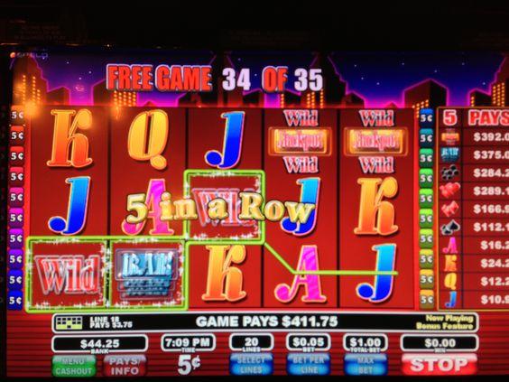 A Super Jackpot win ... :)