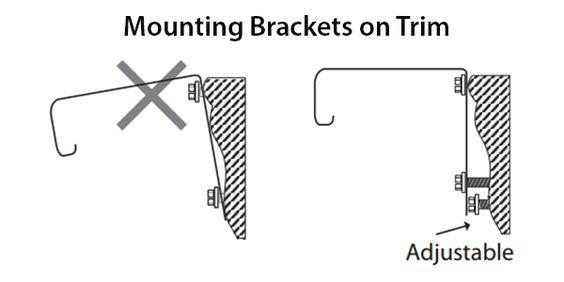 Mounting Brackets On Pinterest
