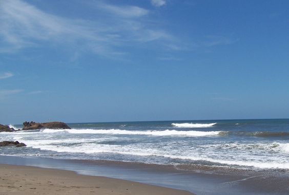 "Poneloya is a #beach community on the Western coast of #Nicaragua. It lies within the department of Leon and borders Las Penitas, Nicaragua. Poneloya is about 20 kilometers from the #city of León. The name Poneloya means ""small seeds"" in the indigenous language. #travel #wanderlust #ttot"