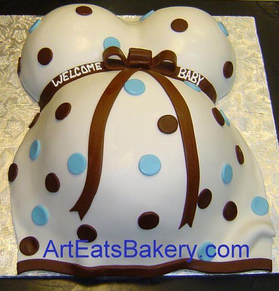 baby shower cake -love it.