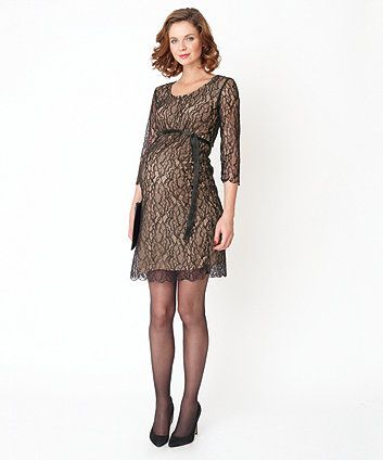 Mamalicious Lace Dress. This beautiful lace dress from Mamalicious is the perfect piece for a special occasion.
