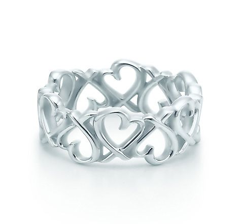 Pin 147000375310685649 Tiffany Rings Loving Heart