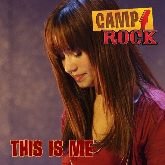 Demi Lovato, Joe Jonas – This Is Me (single cover art)
