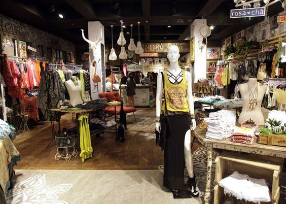 A loja da Rosa Chá, no JK Iguatemi - Foto:Rodrigo Zorzi/Waldemir Filetti/divulgação