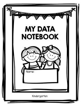 Are you looking for a way for your kindergarten students to track their OWN data???LOOK no further! I have the solution you need right here!!!!I have been searching for the perfect data notebook that would be easy for my kindergarteners to manage (and for me to help them as well).