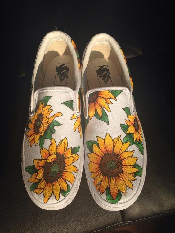 Magical Canvas Shoes