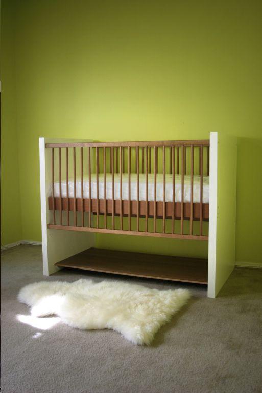 create allwood base for ikea sniglar crib adriana rhae pinterest nursery and babies