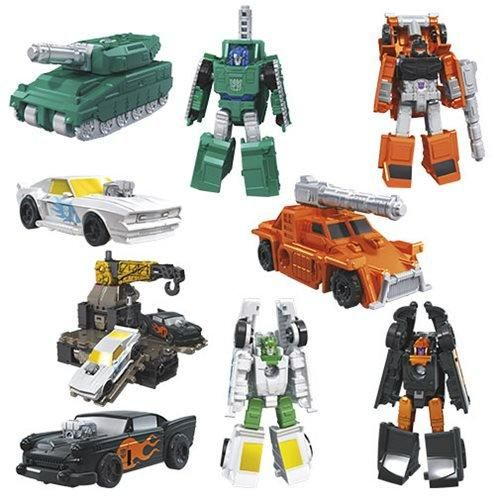 Transformers War For Cybertron Earthrise Micromaster Wave 1