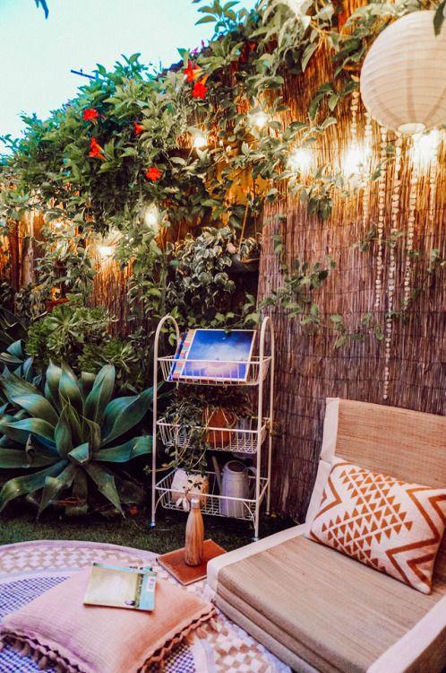 Como Ter Um Jardim Em Pequenos Espaços