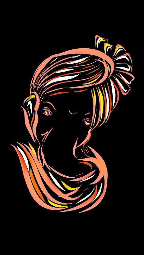 Pin By Mnp On Lord Ganesh Image Lord Ganesha Paintings Ganesha Painting Ganesh Wallpaper