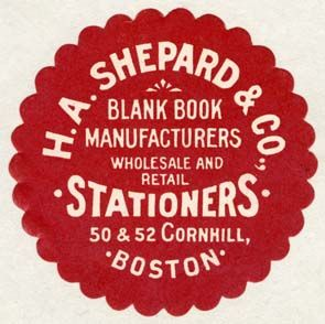 book trade labels / via @Shelly Figueroa Priebe & Correct.