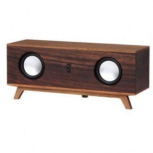 Wooden Radio Spiko - Bluetooth Lautsprecher